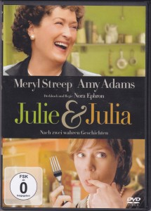 Julie und Julia DVD