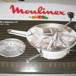 Moulinex kartoffelpresse