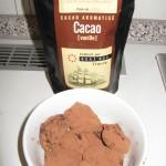 Schokotrüffel mit Kakao Vanille von Quai Sud