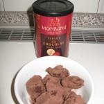 Schokotrüffel mit Monbana Kakao