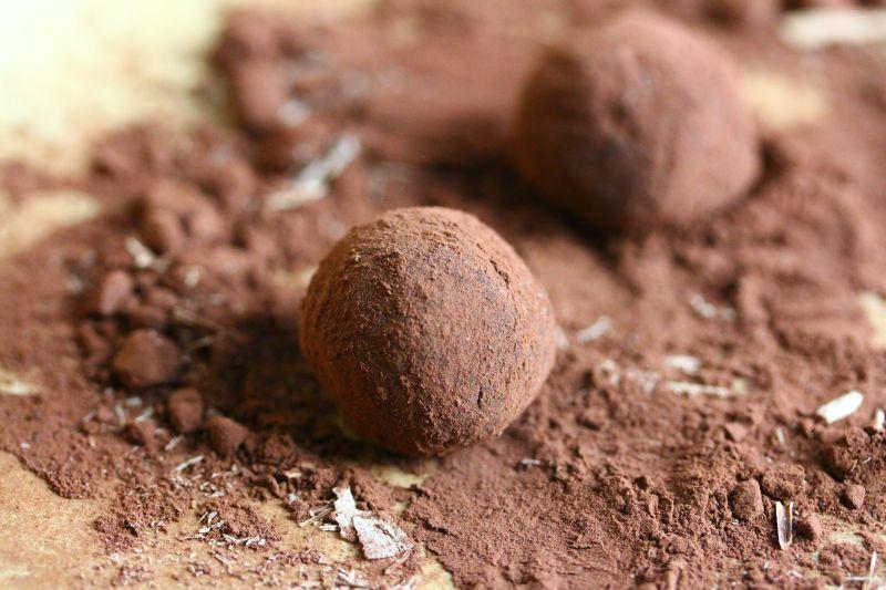 Truffe au chocolat 9