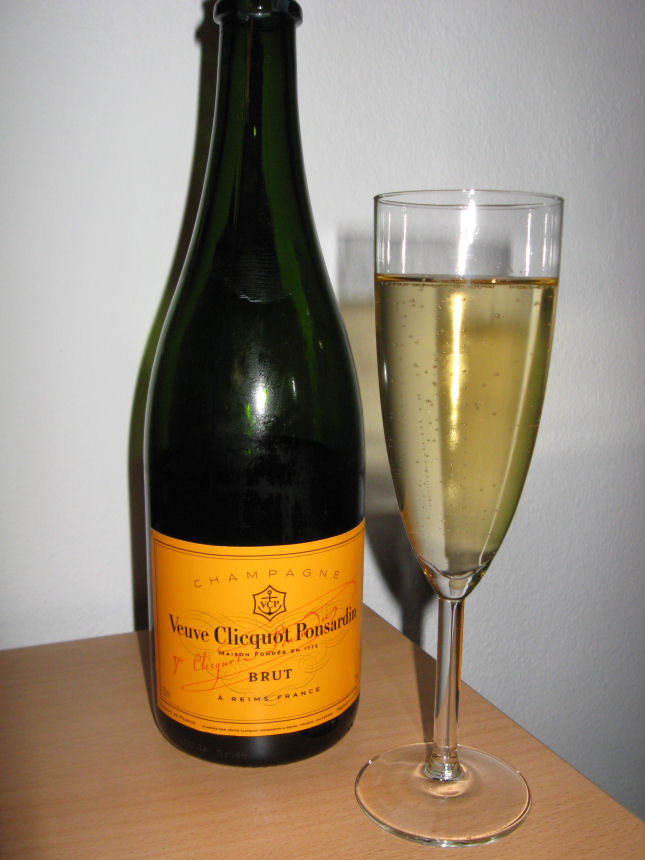 Veuve Clicquot Ponsardin Brut Champagner