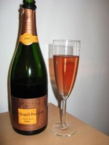 Veuve Clicquot Ponsardin Rosé 2004