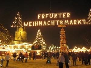 Weihnachtsmarkt von Erfurt