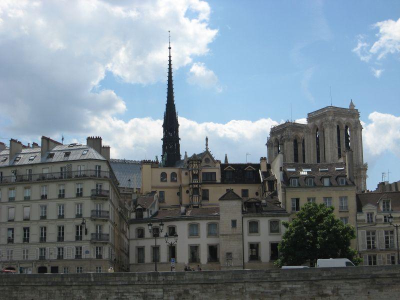 Das älteste Haus von Paris