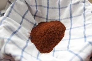 Kaffee Extrakt herstellen