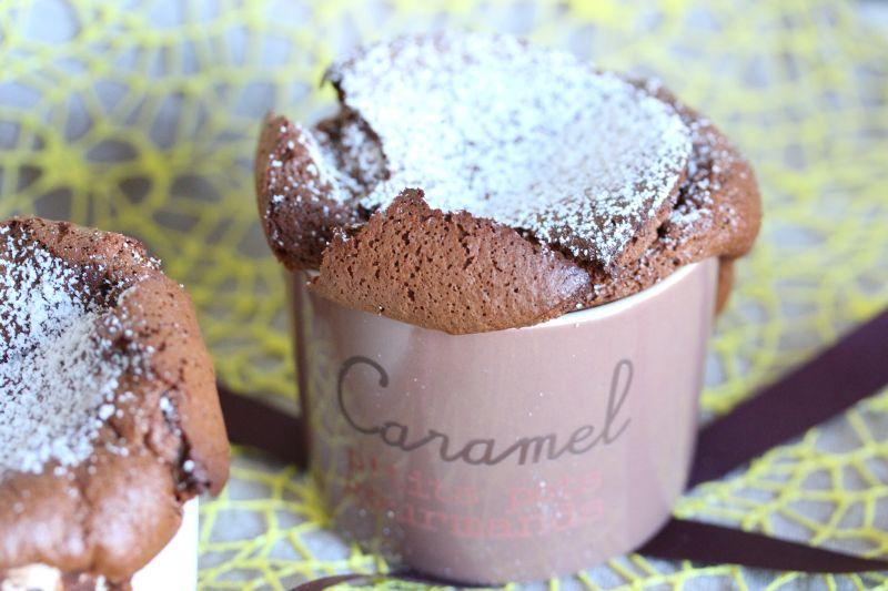 Souffle au chocolat 2