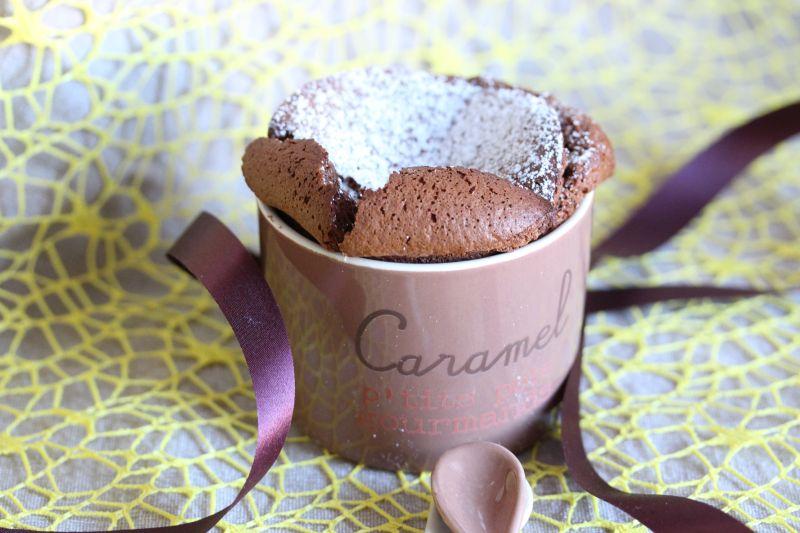 Souffle au chocolat 4