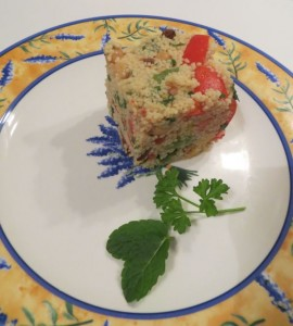 Taboule Pfefferminze