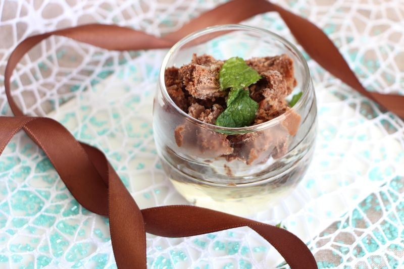 Granite au chocolat 3