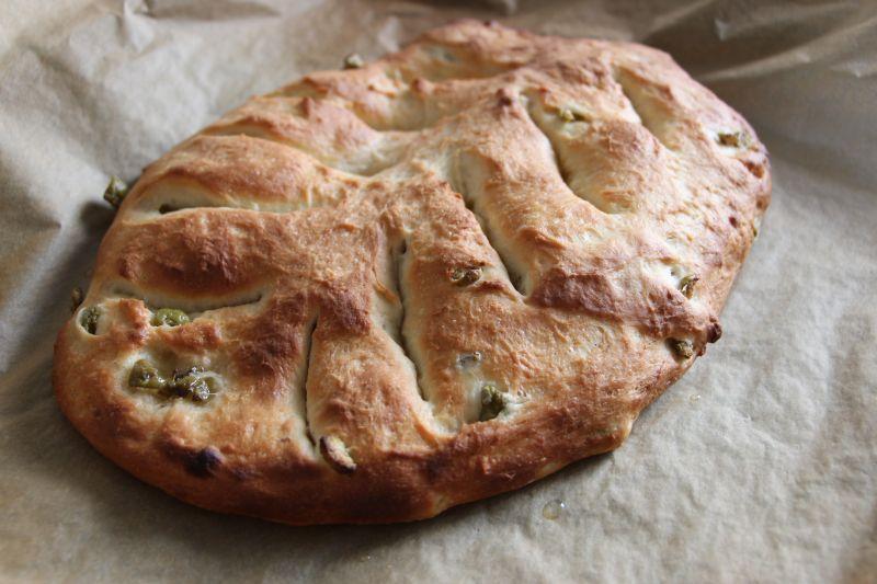 Oliven Fougasse 2