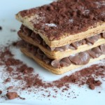 Millefeuille au chocolat Zoom