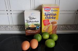 Zutaten Macaron coco
