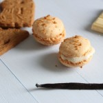 Macarons mit Spekulatius und Vanille