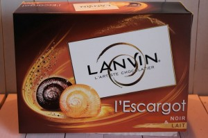 Escargot Lanvin Original