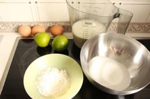 Zutaten Creme Patissiere au citron