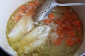 Karotten Weisswein Fond Zwiebel Huehnchen