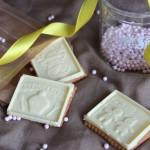 Petits Ecoliers au chocolat blanc