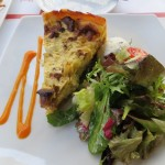 Pfifferlinge Quiche