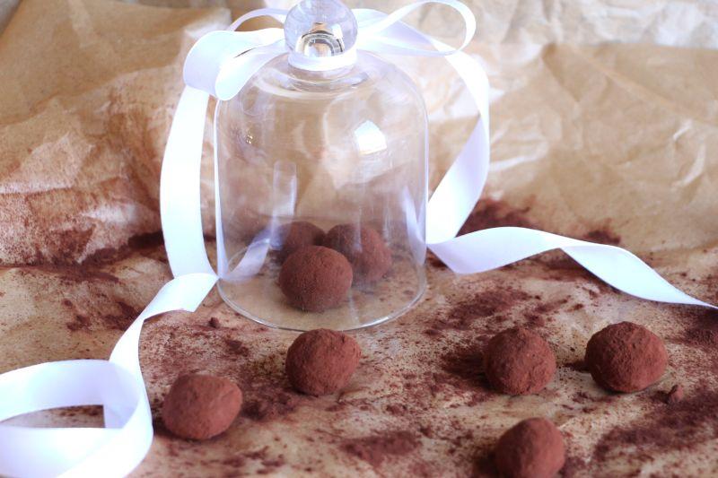 Truffes au chocolat 6