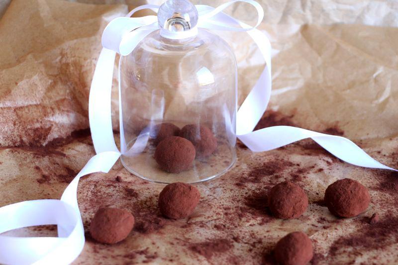 Truffes au chocolat 6r