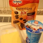 Zutaten Truffes au chocolat