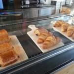 Croissant und pain au chocolat