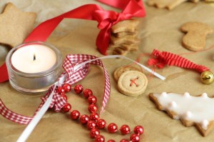 Sablés de Noël à la cannelle