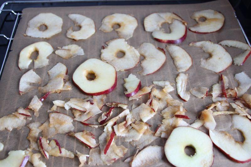 Apfel Scheiben