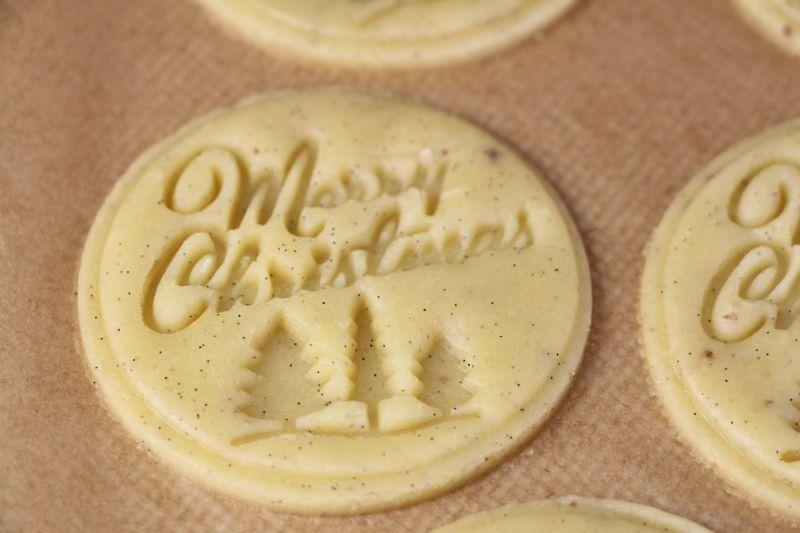 Merry Christmas Plaetzchen