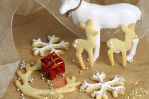 Sablés de Noël à l´orange