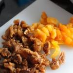 Feigen und Aprikose