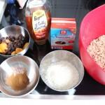 Zutaten barre cereales 2