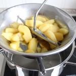 Fruchtfleisch behalten