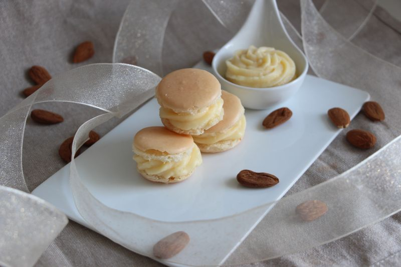 Macarons a l amande