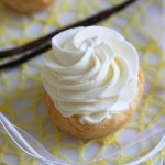 Choux a la creme chantilly