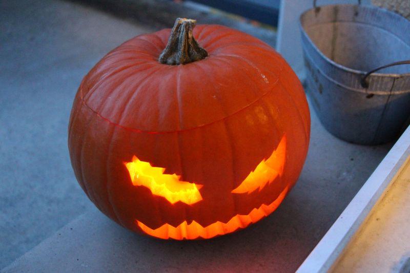 Halloween Kuerbis
