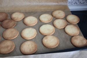 Pepito gebackene Biskuits
