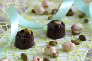 Pralines à la pistache