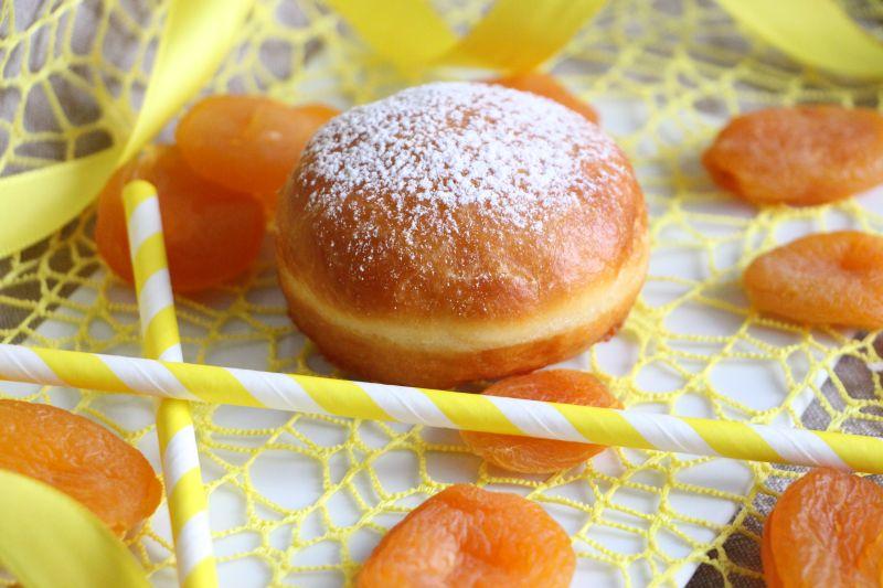 Beignet abricot 3