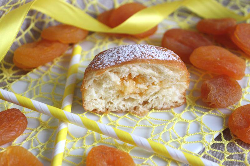 Beignet abricot 4r