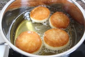 Krapfen kochen 2