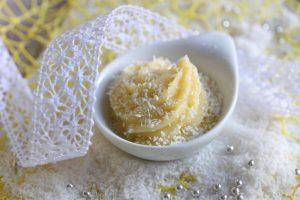 Crème pâtissière Noix de coco