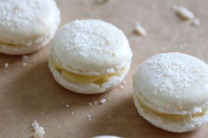 Kokosnuss Macarons schliessen