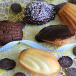 Madeleines au chocolat Gruppe