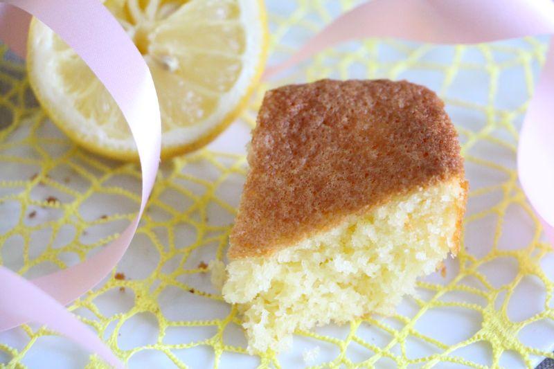 Moelleux au citron 6