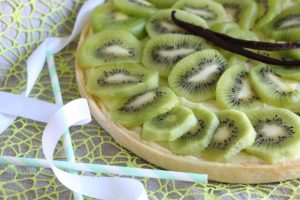 Tarte au kiwi