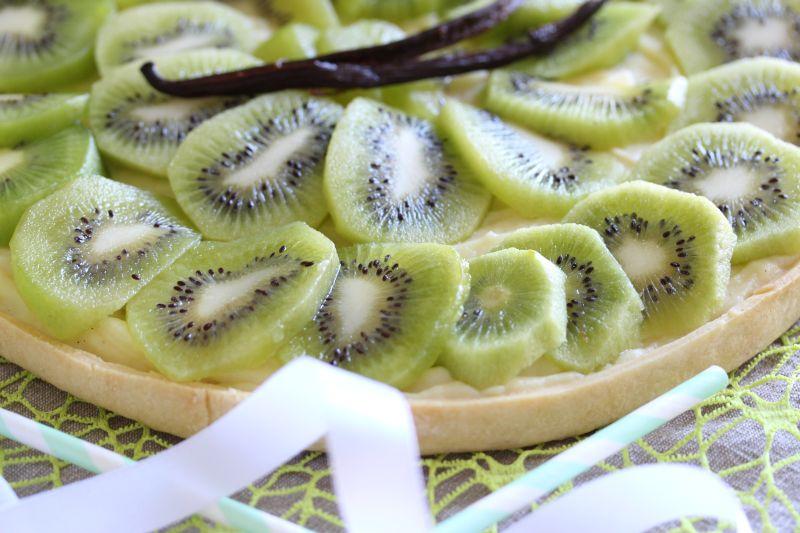 Tarte au kiwi 4