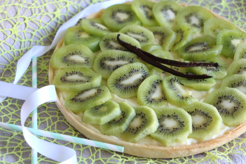 Tarte au kiwi 6
