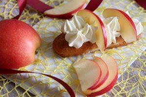 Eclairs à la pomme